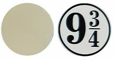 PLATFORM 9 3/4 METAL GOLF BALL MARKER DISC 25MM DIAMETER