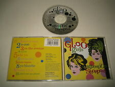 GLOO GIRLS/ATTENTION SHOPPERS(CELLULOID/MTD 029)CD ALBUM