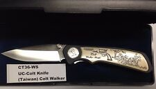 CT36-WS  UNITED CUTLERY - SAM COLT SIGNATURE SERIES-WALKER SCOUT