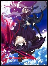2016Winter Fate Saber Alter LIMITED Card Sleeves stay night GrandOrder