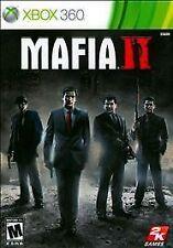 Xbox 360 Mafia II 2 Collectors Edition Microsoft XBOX 360 Game VideoGames