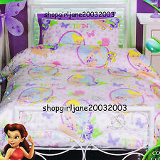 Disney Fairies Tinkerbell Cherish Caprice Single/Twin Bed Quilt Doona Cover Set