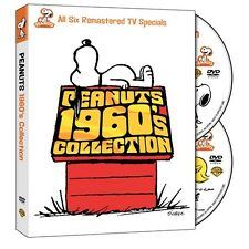 PEANUTS 1960'S COLLECTION  - NEW / SEALED  DVD - IN STOCK
