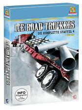 Ice Road Truckers komplette 4. Staffel Neu+in Folie 4xDvD