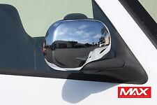 MCDO101 94-01 Dodge Ram Chrome Mirror Covers non-towing