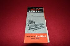 John Deere Model B Grain Drills Dealer's Brochure AMIL4