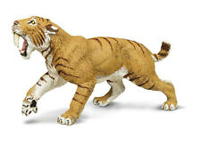 SMILODON / SABRE TOOTH TIGER Replica # 279729 ~ FREE SHIP/ USA w/ $25.+ SAFARI