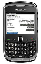 Mint Condition Blackberry 9330 Curve 3G Cell Phone Sprint PCS Smartphone