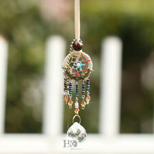Hanging Dream Suncatcher Crystal Ball Prisms Rainbow Maker Drops Pendants 20mm