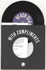"Beach Slang ""With Compliments"" 7"" NM OOP Weston RVIVR  Iron Chic"