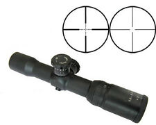 1.5-5x30 First Focal Plane FFP Tactical rifle scope, perfect for Hunting!