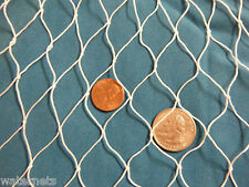 50 x 8 FT  Fishing  NET WEDDINGS DECORATIVE BED BATH   GILLE SUIT  HUNTING