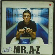 CD - Jason Mraz - Mr. A-Z - A856