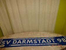 """SV Darmstadt 98  Fan Schal """"DIE LILIEN VOM BÖLLENFALLTOR SÜDDEUTSCHER MEISTER"""""""