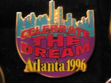 1996 Atlanta Olympic Pin-Celebrate the Dream
