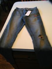NWT Womens Levi's High Rise Skinny Jeans Size 0M / 24 24 x 32 New