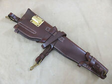 Us Army ww2 holster lederholster para m1 Carbine m-1 Scabbard/para jeep o Wla