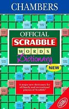 Official Scrabble Words (2000, Paperback)
