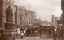 Castle Hill Windsor Military Band unused RP old pc C Barker