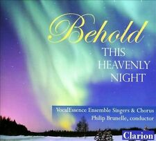 Vocalessence Ensemble Singe...-Behold This Heavenly Night CD NEW
