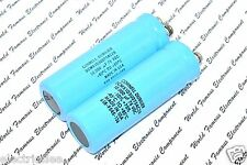 1pcs - Cornell Dubilier DCMX 10000uF 75V Screw Terminal Electrolytic Capacitor