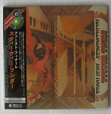 STEVIE WONDER - Fulfillingness' First Finale JAPAN MINI LP CD NEU RAR! UICY-9253