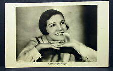 Käthe von Nagy - Actor Movie Photo - Foto Autogramm- Karte AK (Lot-Z-2302)