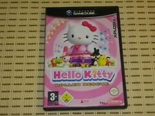 Hello kitty roller rescue pour GameCube et wii * OVP *