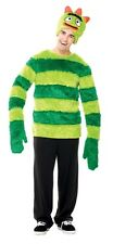 Brand New Adult Yo Gabba Gabba Brobee Costume - Awesome!