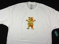 Diamond Supply Co Grizzly branch came Bear shirt men's skate size 2XL