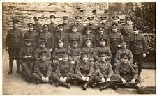 Military WW1 Group unused RP old pc Hunt & Co Newark Nottinghamshire