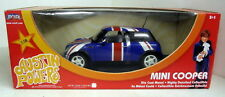 Ertl 1/18 Scale 33593 Austin Powers BMW Mini Cooper Union Jack diecast model car