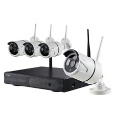 CCTV System with DVR Recorder Home Security Camera System