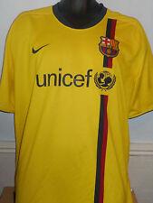 Barcelona Away Shirt (2008/2009) xxl men's  #158