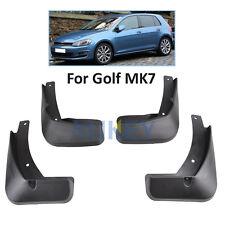 FIT FOR VW GOLF MK7 7 13-16 HATCHBACK MUDFLAPS MUD FLAP SPLASH GUARDS MUDGUARDS