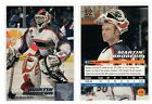 1X MARTIN BRODEUR 1998-99 Pacific Omega #133 NMMT Devils Lots Available
