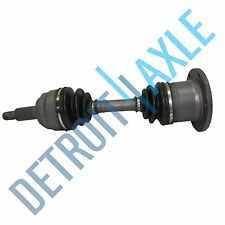 Complete Front Driver or Passenger Side CV Axle Shaft - 4x4