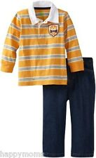 Watch Me Grow by Sesame Street Baby boys Clothes Lion Top&Pant  3-6 Mont NWT
