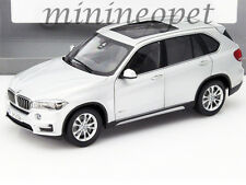 PARAGON 97072 BMW X5 5.0i xDrive F15 SUV 1/18 DIECAST MODEL CAR GLACIER SILVER