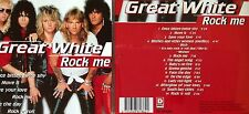 Great White (CD) - Rock Me (Best Of)