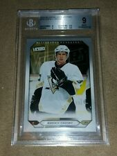 2005-06 Upper Deck Victory #285 Sidney Crosby Rookie! BGS 9 MINT!