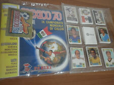 Album figurine Panini Calciatori MEXICO 70 + Set  Anastatica Reproduction
