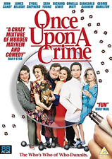 Once Upon A Crime  (UK IMPORT)  DVD NEW
