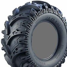 AT 26x12-12 26/12-12 26-1200-12 26x12.00-12 ATV TIRE Carlisle MUD WOLF 6 ply