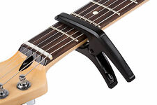 Genuine Fender Phoenix Spring Capo for Acoustic & Electric Guitar 099-0413-000