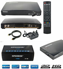 Genuine Openbox v8s Freesat PVR Ricevitore Satellitare Tv Box-è stato nominato SKYBOX f5s
