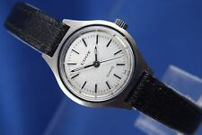 Vintage Edox Swiss Quartz Ladies Watch Circa 1970s New Old Stock NOS Immaculate