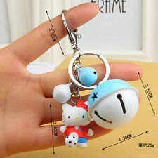 NEW Hello kitty Key chain The bell key chain Toy Gift 6