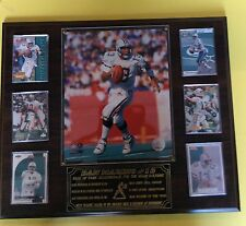 Dan Marino (Miami Dolphins)    6 card plaque with custom engraving