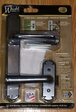 Wright Products SLATE Decorative Surface Mount Storm Door Replacement Handleset